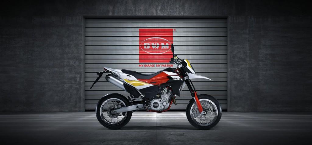 SWM SM 650 R